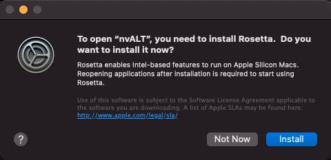 Back up the Rosetta 2 installer for offline use