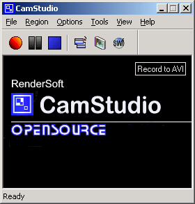 CamStudio Portable 2 0 exe preview 0