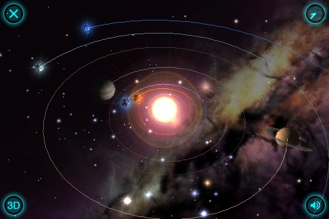 Orrery for iOS